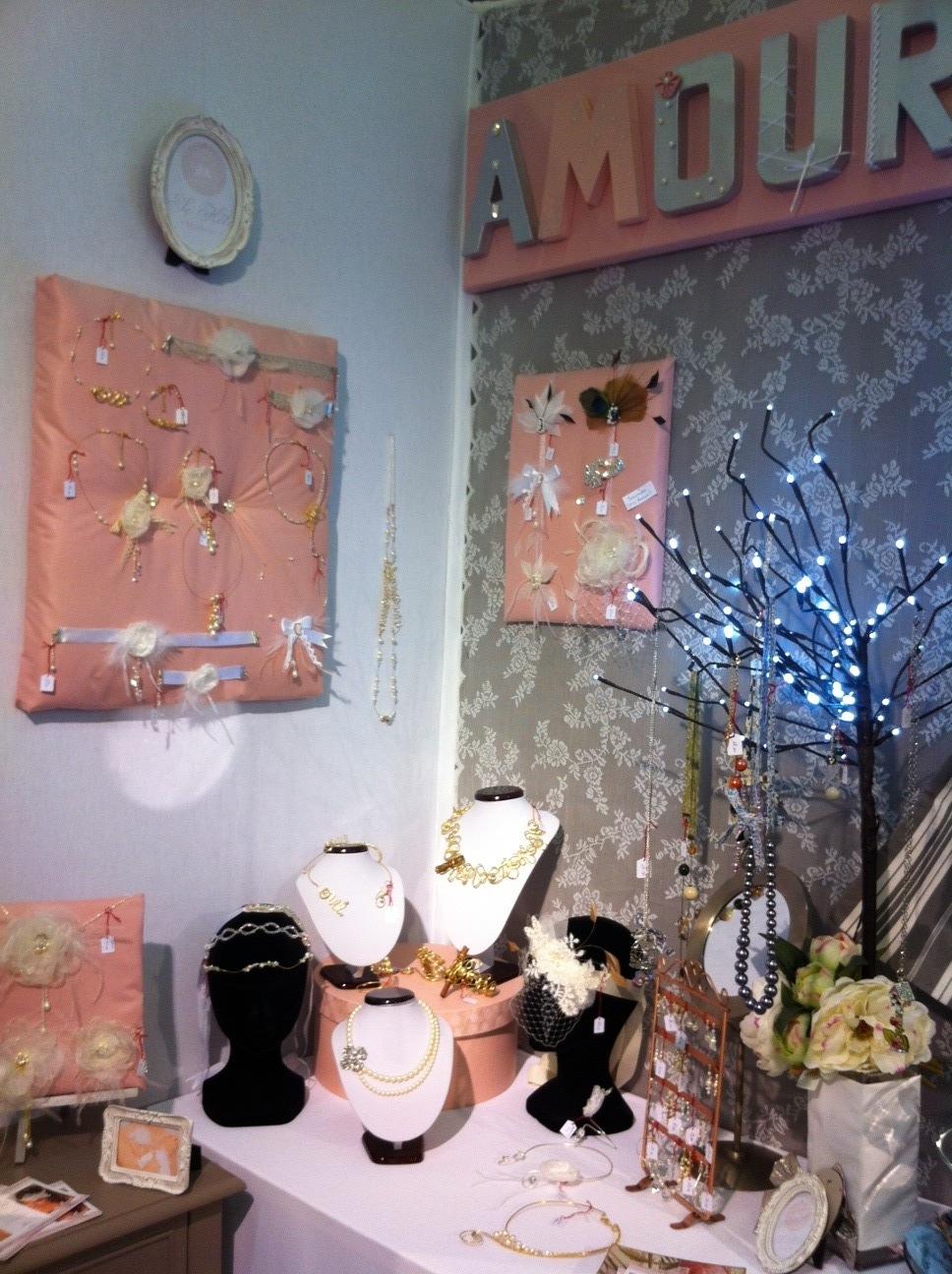 La collection marry me pr sente au salon cr ations et savoir faire 2011 le blog d - Salon creation et savoir faire ...