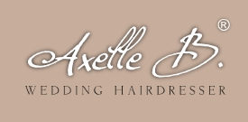 Axelle B. Wedding hairdresser