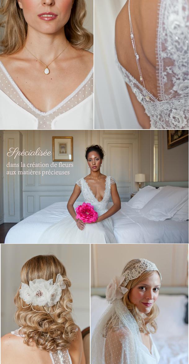 bijoux et accessoires mariage So Hélo