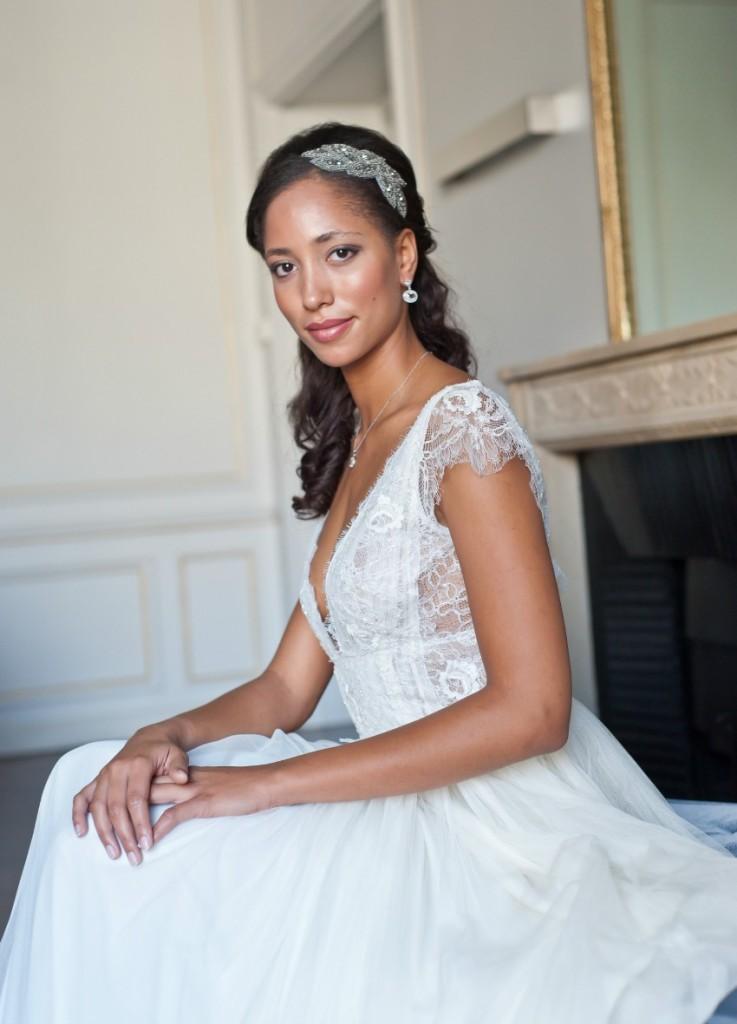 robe-de-mariée-et-bijoux-rétro