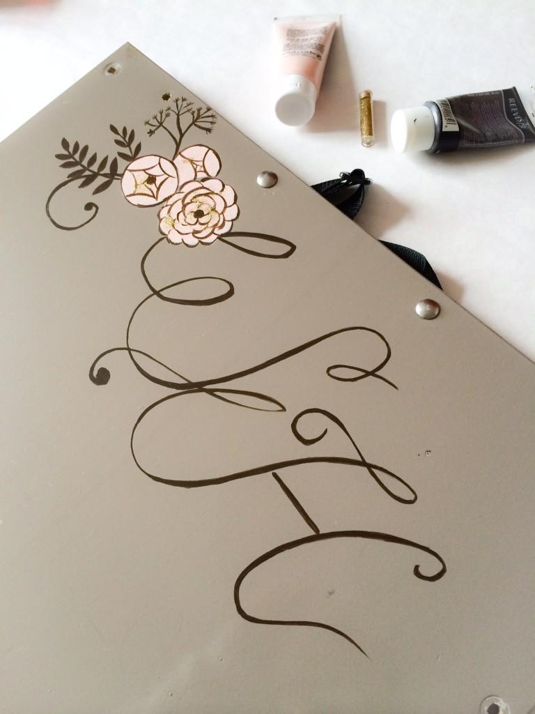 peinture logo DIY So helo