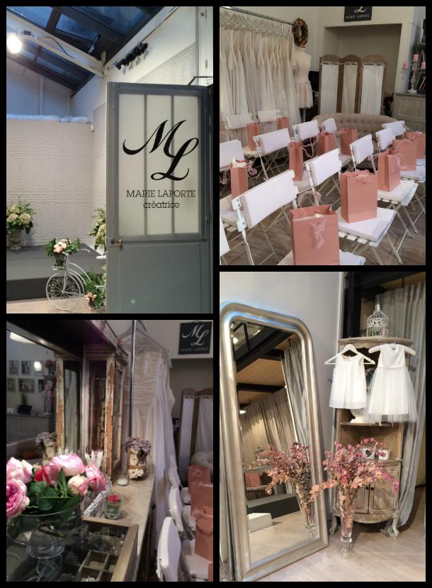 Atelier boutique créatrice Marie Laporte