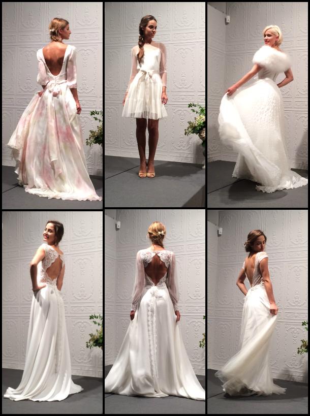 défilé robes mariage Marie Laporte