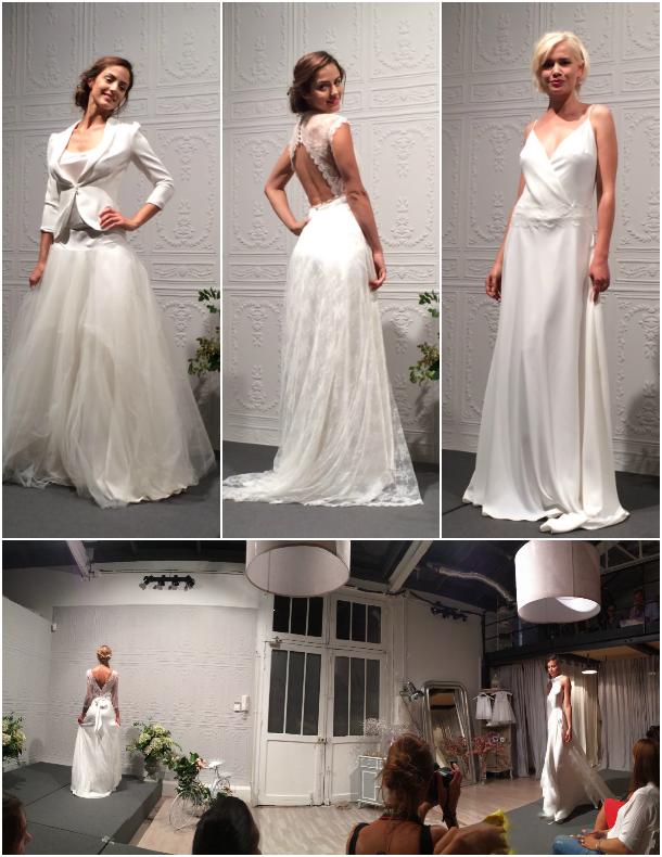 Robes de mariée créatrice Marie Laporte