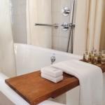 détail salle de bain hôtel Rosa Et Al Townhouse Porto-Portugal