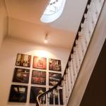 escalier hôtel Rosa Et Al Townhouse Porto-Portugal