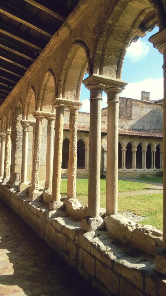 Cloitre village St Emilion gironde