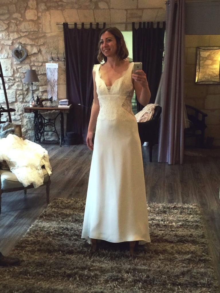 Indiscrétion collection 2016 confidentiel création robe de mariée ...