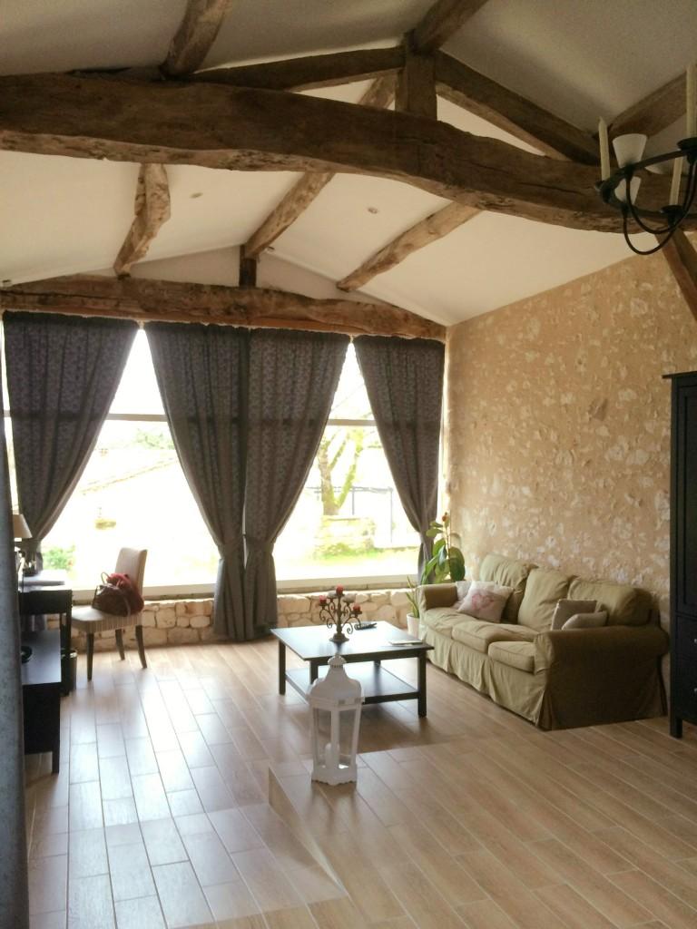 chambre d'hôte suite romantique Jaccuzzi gironde domaine jourdis