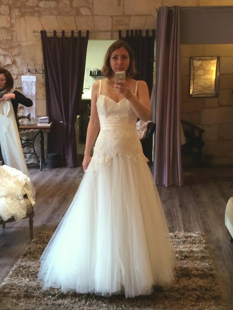 Quoi faire avec sa robe de mariee for Comment faire la robe de mariage cupcake
