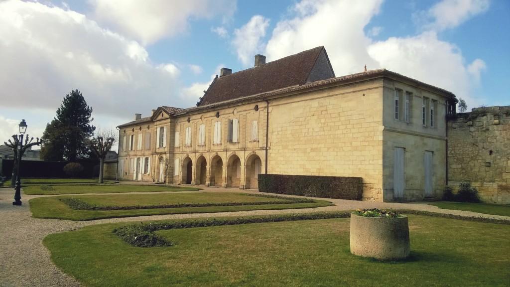 ville de Saint Emilion en Gironde