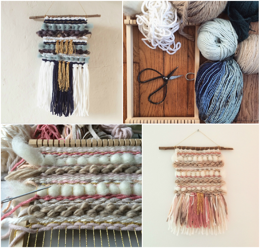 tissage weaving tapisserie décoration intérieure