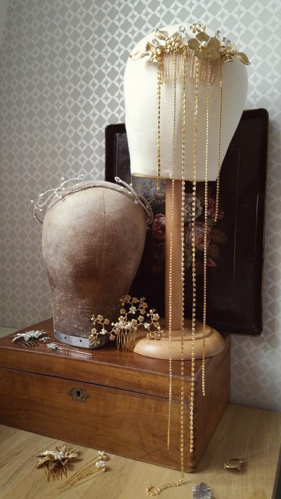 nouvelle collection bijoux et accessoires mariage So Hélo