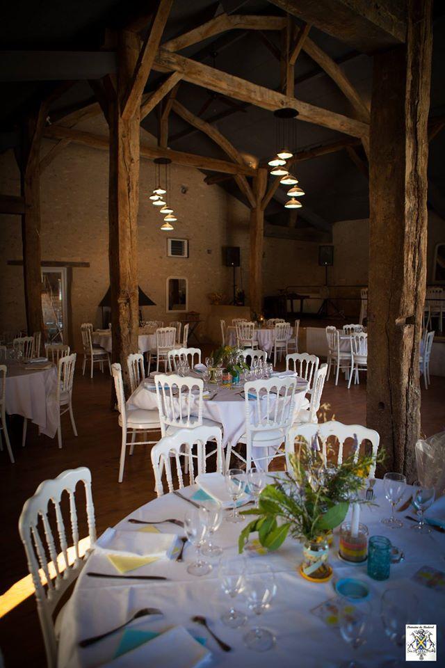 salle mariage grange Vienne