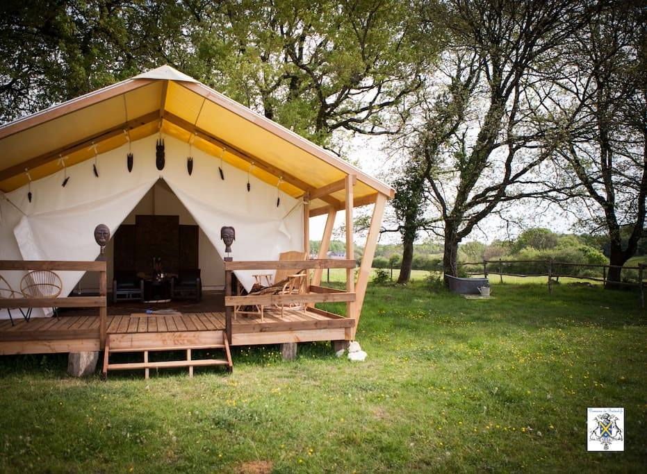 Lodge Domaine de Badad