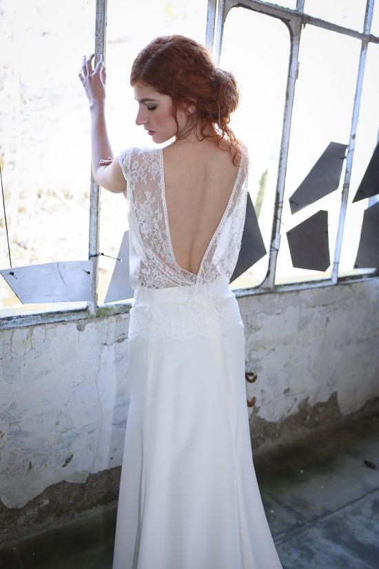 Creatrice de robe de mariee sur mesure