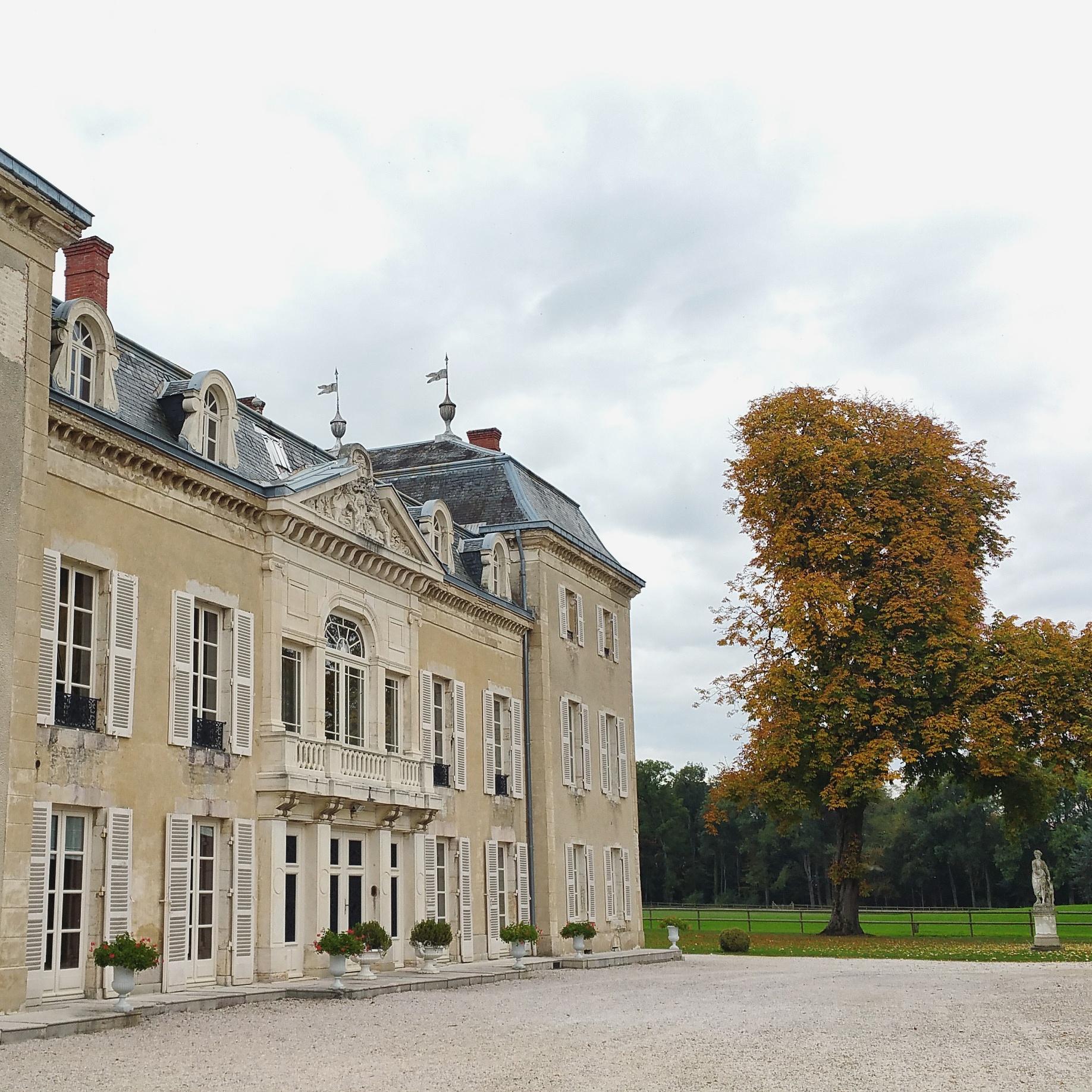chateau de varennes bourgogne