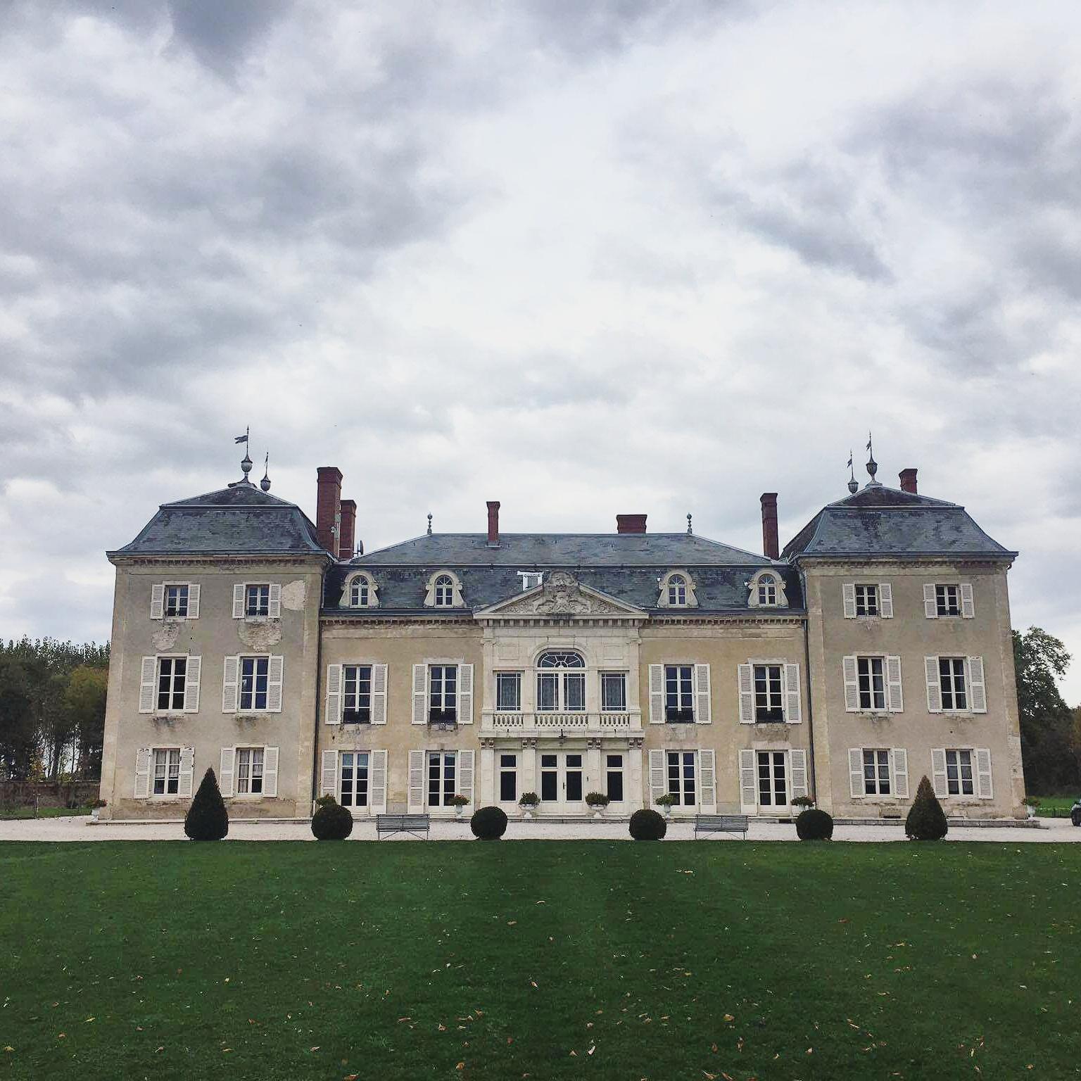 chateau varennes bourgogne