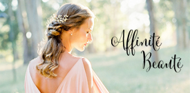 Affinite beaute coiffure mariage limousin