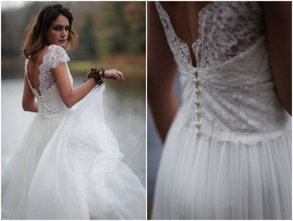 robe de mariée confidentiel creation