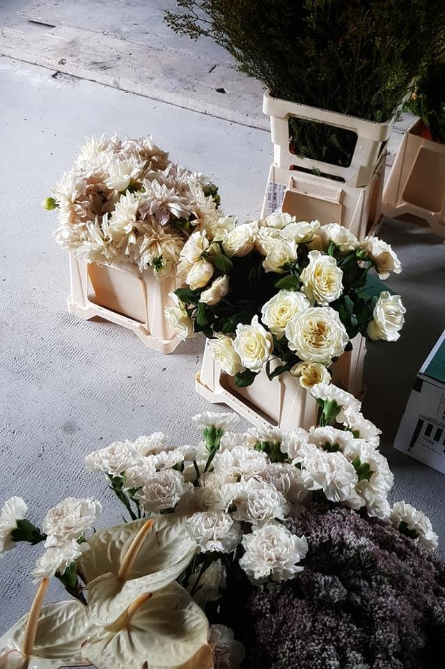 fleurs mariage decoration veronique Lorre
