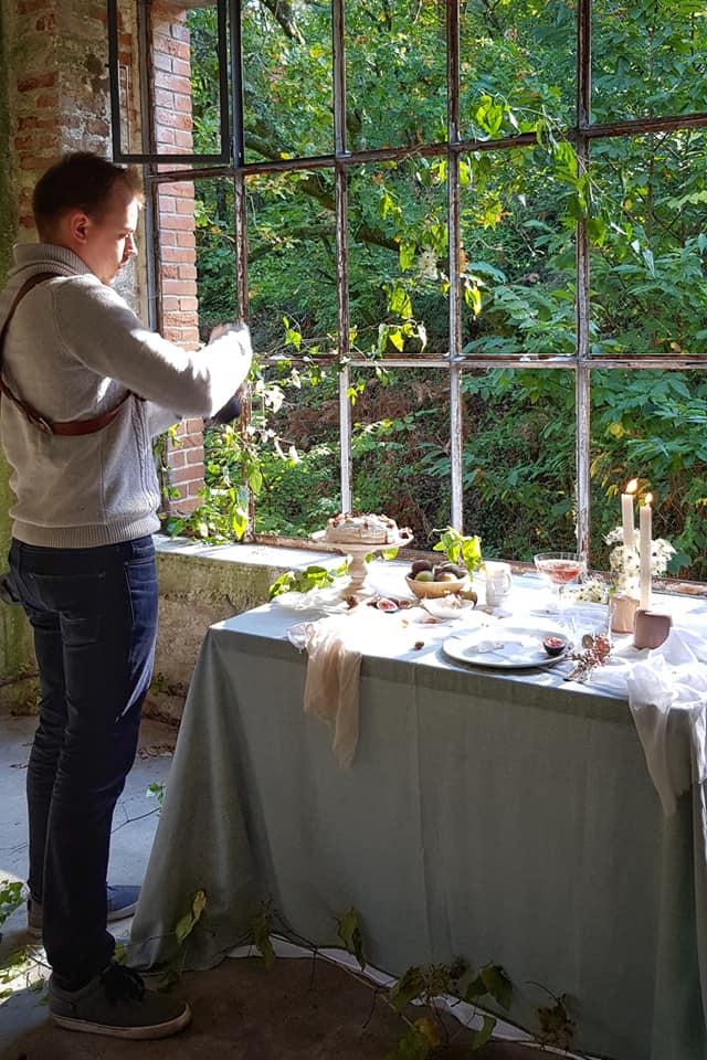 Table decoration mariage veronique lorre