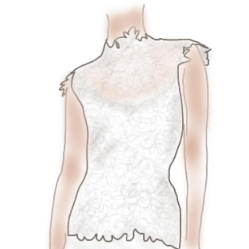 conseil robe mariage avec col