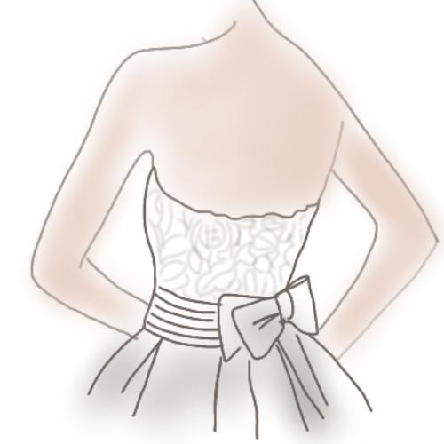 conseil robe de mariée bustier accessoires