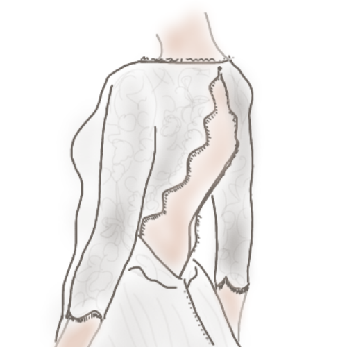 conseils robe mariée joli dos